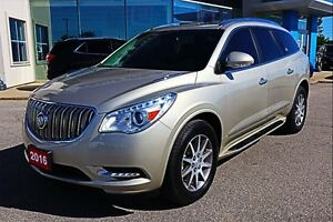 2016 Buick Enclave Leather - ONLY 23,000 KMS!!! ONE OWNER