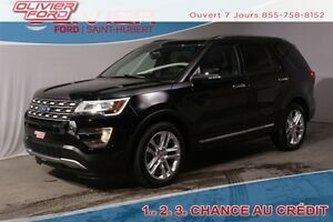 2016 Ford Explorer LIMITED AWD CUIR TOIT NAV MAGS