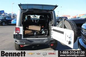 2016 Jeep WRANGLER UNLIMITED Rubicon - Leater,  and Navigation Kitchener / Waterloo Kitchener Area image 8