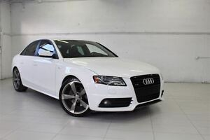 2011 Audi A4 30ieme Anniversai S LINE, 19 INCH MAGS, EXHAUST SY