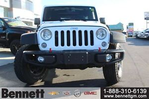 2016 Jeep WRANGLER UNLIMITED Rubicon - Leater,  and Navigation Kitchener / Waterloo Kitchener Area image 2