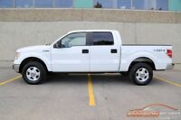 2013 Ford F-150 XLT 4x4 - SuperCrew - ECOBOOST - 80KMS