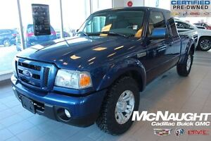 2011 Ford Ranger | 4x4 | 5 Speed Manual | Low KM's