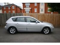 2005 Mazda 3 Manual 5Doors 1.6 With 12 Month MOT PX Welcome