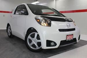 2012 Scion iQ Pioneer Audio USB AUX Pwr Wndws Mirrs Locks ABS A/