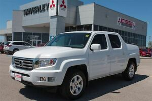 2013 Honda Ridgeline / BACKUP CAMERA / 4X4