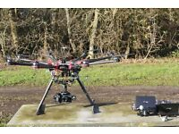 DJI s1000 Professionally Octocopter