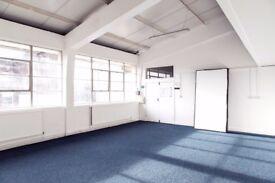 Creative Desk & Large Studio Space To Rent