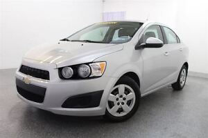2012 Chevrolet Sonic LT *CLIMATISATION + BLUETOOTH + CRUISE CONT