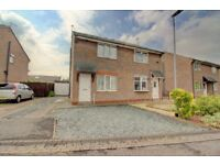 2 BEDROOM SEMI-DETACHED HOUSE IN SOUGHT AFTER AREA