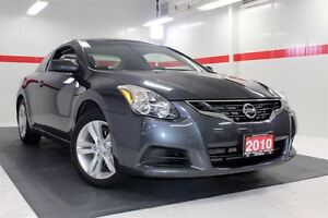 2010 Nissan Altima 2.5 S SUNROOF ALLOY WHEELS
