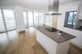 BRAND NEW LARGE 1 BED - 21ST FLOOR - ARENA TOWER E14 - CANARY WHARF CROSSHARBOUR DOCKLANDS CITY