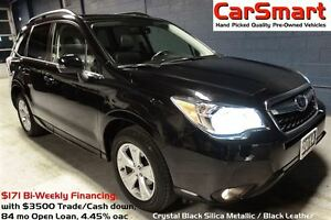2014 Subaru Forester 2.5i Limited Pkg | B/U Camera | Bluetooth |