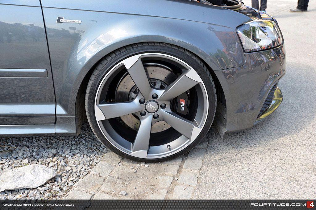 Audi 20 Inch Ttrs Original Audi Manufactured Spare Single