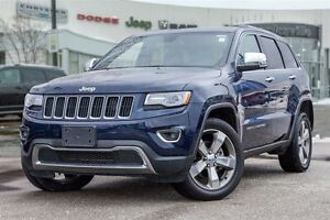 2016 Jeep Grand Cherokee Limited, LXY 2, PANO ROOF, NAVI