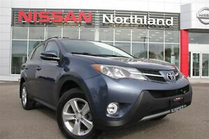 2013 Toyota RAV4 XLE/Back Up Cam/Heated Seats/AUX/USB