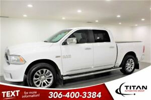 2016 Ram 1500 Limited|Heated Leather|Nav|Cam