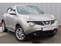 Nissan Juke 5-Door 1.6 16v Acenta