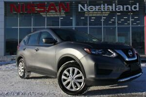 2017 Nissan Rogue S/Bluetooth/Back Up Cam/AUX/USB