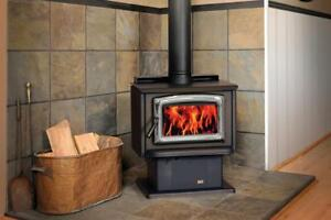 Pacfic Energy Wood Stove Clearence
