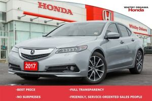 2017 Acura TLX Elite Package | Automatic