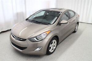2012 Hyundai Elantra GLS*TOIT*CD*BLUETOOTH*FOGS*