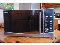 KENWOOD 30Litre Stainless Steel Combination Microwave K30CSS10