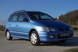 Mitsubishi spacestar 1.3 petrol not vw,golf,ford,focus