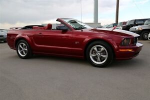 2006 Ford Mustang GT - AUTOMATIC - RED LEATHER