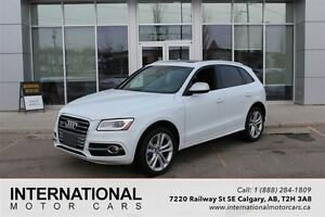 2014 Audi Q5 SQ5! NAVI! VERY RARE!