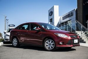 2012 Ford Focus SE 4D Sedan At Bayfield Ford Lincoln In Barrie