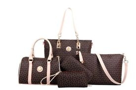 Beautiful Handbags for Women set of 5 Pcs