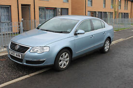VW PASSAT B6 2007 ,1.9 TDi - 133 BHP - NEW CLUTCH AND FLYWHEEL, AFTER SERVICE, AIR CONDITIONING