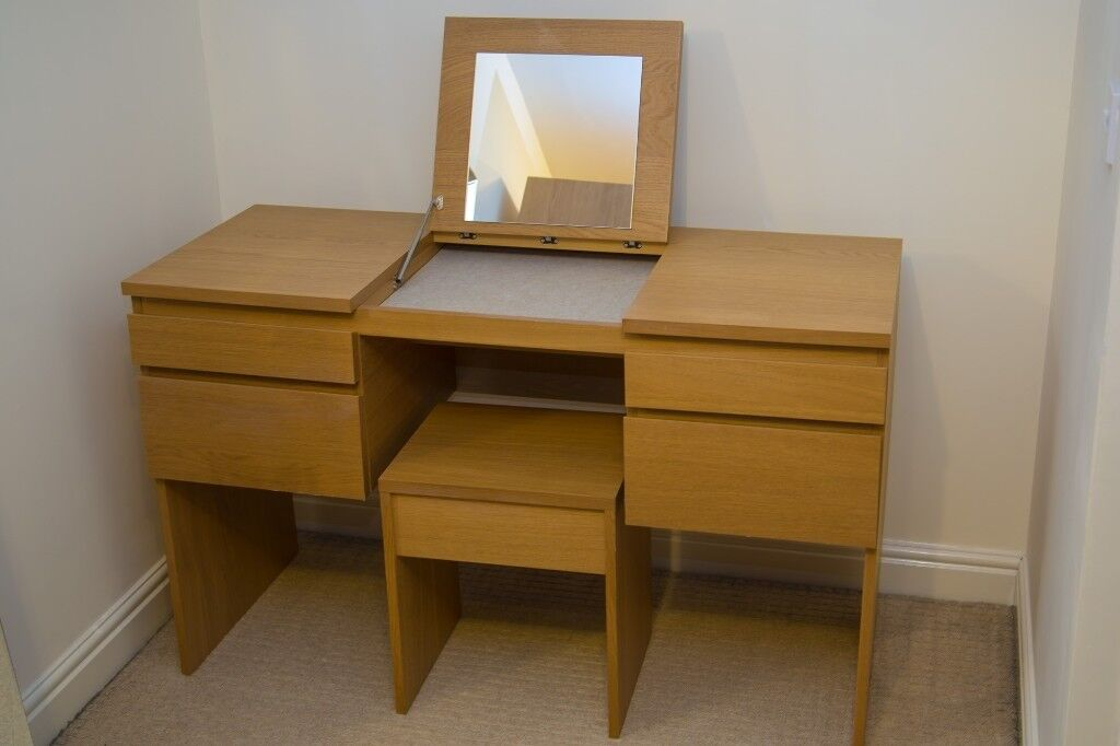 size 40 3d8e1 55ad5 Ikea Ransby Dressing Table with Stool | in Stockport, Manchester | Gumtree