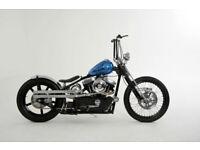 Hardtail Harley Davidson Bobber - Buell - BSA Tax / MoT Exempt - 1203cc