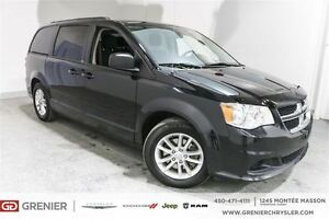 2013 Dodge Grand Caravan SXT Plus*Dvd, Caméra de recul*