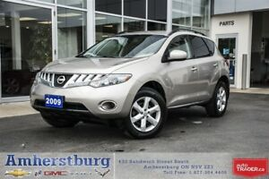 2009 Nissan Murano S - CRUISE CONTROL, CD PLAYER!