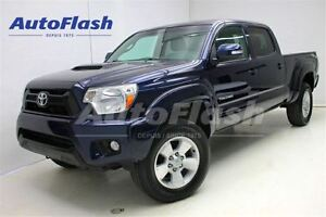 2013 Toyota Tacoma TRD Sport Crew/Double-cab 4x4
