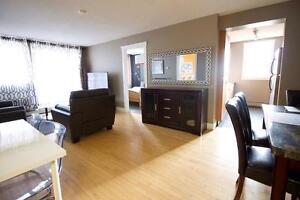 Beautiful 2 Fully Furnished Bedroom Downtown Suite! Edmonton Edmonton Area image 16