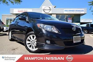 2009 Toyota Corolla S *Sunroof,Tinted Windows,Power package*