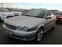 JAGUAR X-TYPE 2.0 SPORT D 4d 130 BHP * QUALITY & BEST VALUE ASSURED * (silver) 2005, used for sale  Durham, County Durham