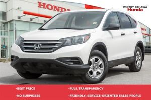 2014 Honda CR-V LX AWD (AT)