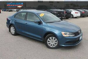 2015 Volkswagen Jetta Treadline+ * Accident Free * Heated Seats
