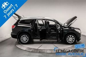 2013 Buick Enclave AWD, CUIR, MAGS**RESERVÉ**