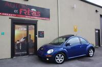 2007 Volkswagen New Beetle Coupe // 1-PROPRIO // FREINS NEUF!
