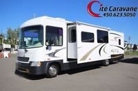 2006 Gulf Stream independence 35 pieds Classe A 3 extensions 200