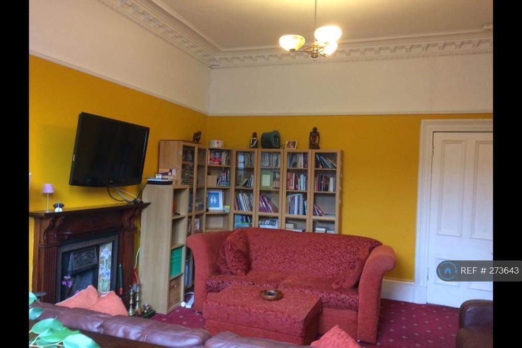 1 Bedroom In Ruthven St Glasgow G12