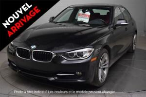 2013 BMW 328I SPORT XDRIVE MAGS TOIT CUIR ROUGE