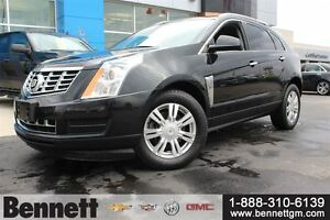 2014 Cadillac SRX Luxury AWD - Nav + Sunroof + SIDE BLIND ZONE A