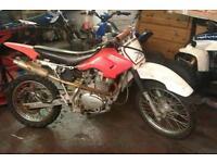 Skyteam 125cc quick sale